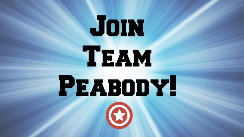 Join Team Peabody Event
