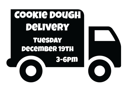 Cookie dough delivery