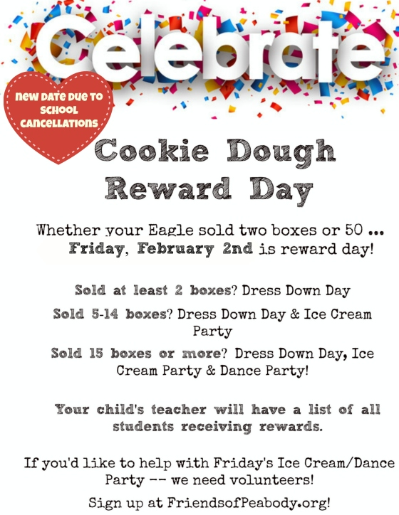 Reward Day 2018 Flyer